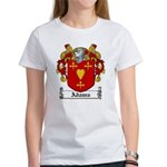 Adams Family Crest Women's T-Shirt