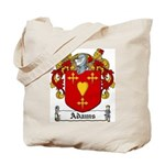 Adams Family Crest Tote Bag