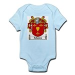 Adams Family Crest Infant Creeper