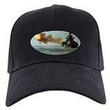 USS Idaho Ship's Image Baseball Hat