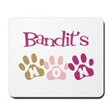 Bandit's Mom Mousepad