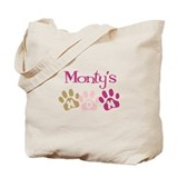 Monty's Mom Tote Bag