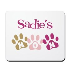 Sadie's Mom Mousepad