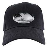 USS New Mexico Ship's Image Baseball Hat