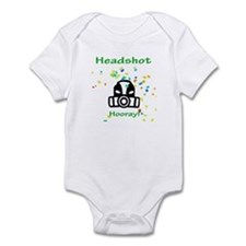 Halo Grunt Headshot Infant Bodysuit