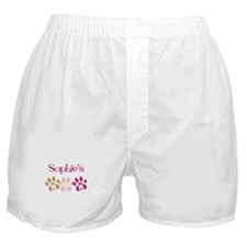 Sophie's Mom Boxer Shorts