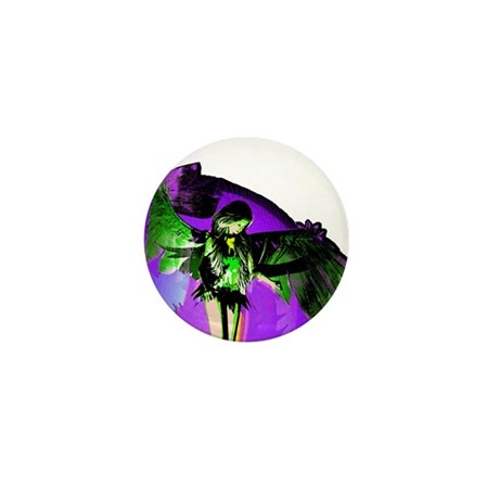 Angel Art Mini Button (10 pack)