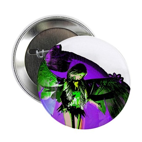 "Angel Art 2.25"" Button (10 pack)"