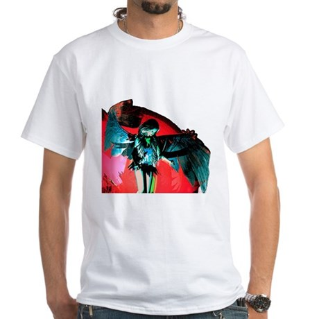Angel Art White T-Shirt