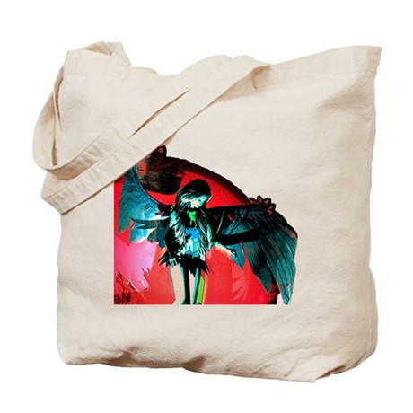 Angel Art Tote Bag