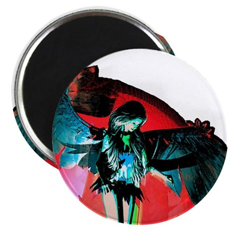 "Angel Art 2.25"" Magnet (10 pack)"