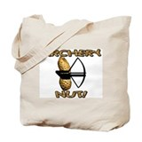 Archery Nut! Tote Bag