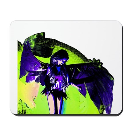 Angel Art Mousepad