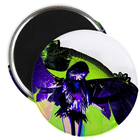 "Angel Art 2.25"" Magnet (100 pack)"