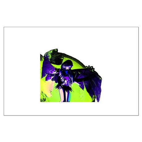 Angel Art Large Poster