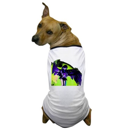 Angel Art Dog T-Shirt