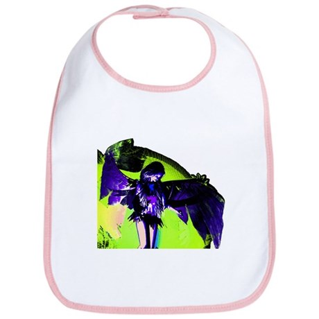 Angel Art Bib