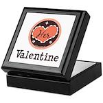 Her Valentine Valentine's Day Keepsake Box