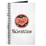 Her Valentine Valentine's Day Journal