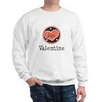 Her Valentine Valentine's Day Sweatshirt