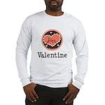 Her Valentine Valentine's Day Long Sleeve T-Shirt