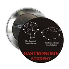"Funny Astronomy student 2.25"" Button (100 pack)"