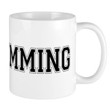 I Love Swimming Coffee Mug