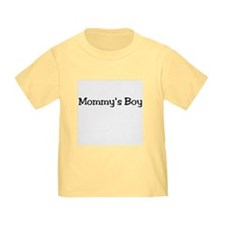 Mommy's Boy T