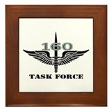 Task Force 160 (2) Framed Tile