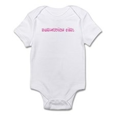 Bermudian Girl Infant Bodysuit