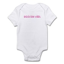Bolivian Girl Infant Bodysuit