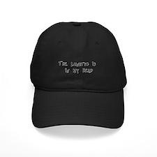 The Lunatic Baseball Hat