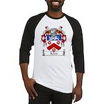 Allen Family Crest Baseball Jersey