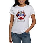 Allen Family Crest Women's T-Shirt