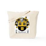 Ambrose Family Crest Tote Bag