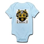 Ambrose Family Crest Infant Creeper