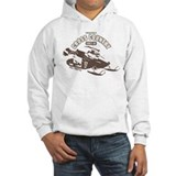 Unique Snowmobile Hoodie