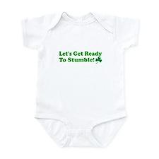 Get Ready To Stumble Infant Bodysuit