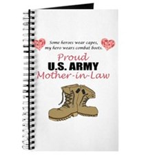 Proud US Army Mother-In-Law Journal