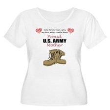 Proud US Army Mother T-Shirt