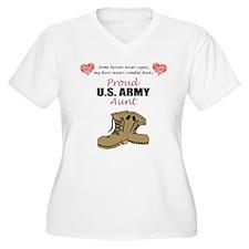 Proud US Army Aunt T-Shirt