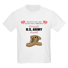Proud US Army Aunt T-Shirt