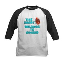 This Heart: Ginger (B) Tee