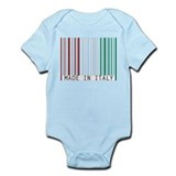 made in italy Onesie