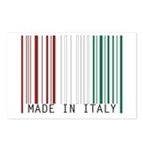 made in italy Postcards (Package of 8)