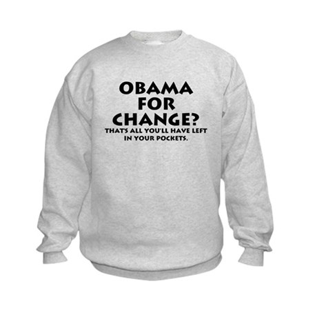 Anti-Obama Kids Sweatshirt