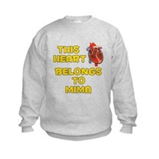 This Heart: Mima (A) Sweatshirt