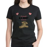 Proud US Army Niece Tee