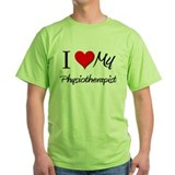 I Heart My Physiotherapist T-Shirt