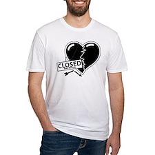 Closed For Repairs Heart Shirt